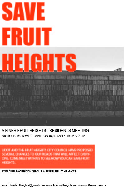 finer fruit heights single flyer color image