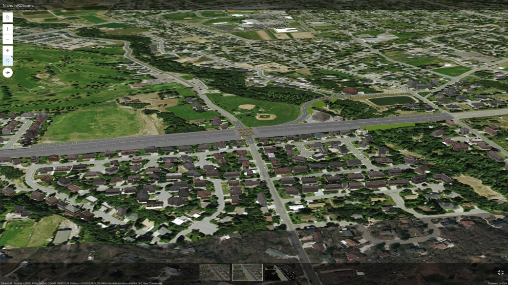 UDOT Horrocks US 89 2017 Proposed Construction Overpass -Design - image 2